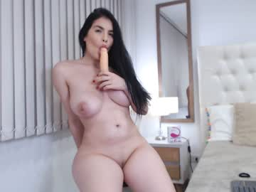 Emma_Baker bigtits latina sucking dildo live on CamStarz.co.uk